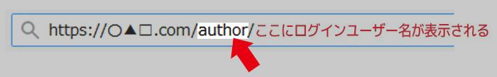 「Edit Author Slug」プラグインAuthor ArchivesページURLのログインID表示を防ぐ